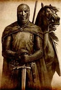 Рыцарь - защитник Европы - фото